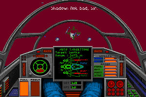 Wing Commander II: Vengeance of the Kilrathi abandonware