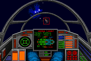Wing Commander II: Vengeance of the Kilrathi 16