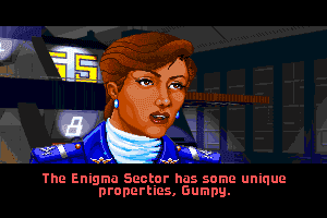 Wing Commander II: Vengeance of the Kilrathi 21