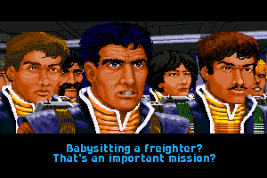 Wing Commander II: Vengeance of the Kilrathi 23