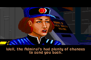 Wing Commander II: Vengeance of the Kilrathi 25