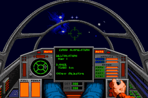 Wing Commander II: Vengeance of the Kilrathi 6