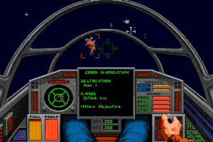 Wing Commander II: Vengeance of the Kilrathi 8