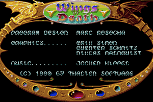 Wings of Death 3
