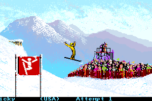 Winter Games 9