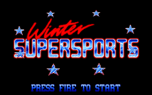 Winter Supersports 92 5