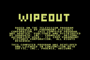 Wipeout 0