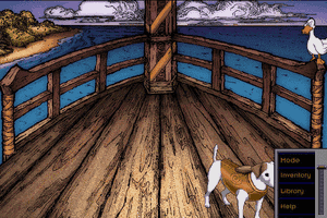 Wishbone and the Amazing Odyssey abandonware