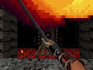 Witchaven II: Blood Vengeance abandonware