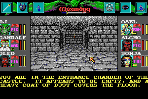 Wizardry: Bane of the Cosmic Forge abandonware