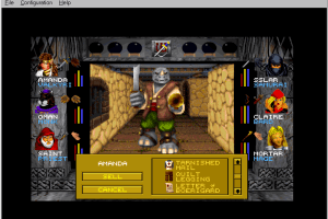 Wizardry Gold abandonware