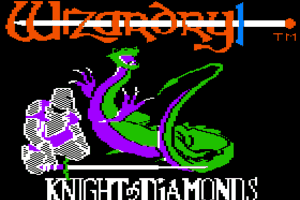 Wizardry: Knight of Diamonds - The Second Scenario 0