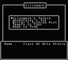 Wizardry: Legacy of Llylgamyn - The Third Scenario 2