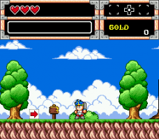 Wonder Boy in Monster World abandonware