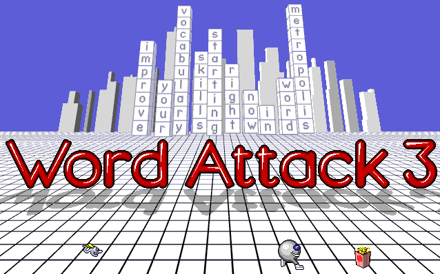 Word Attack 3 0