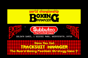 World Championship Boxing Manager 0