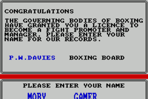 World Championship Boxing Manager 1