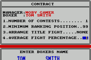World Championship Boxing Manager 3