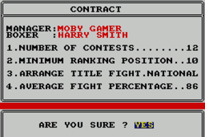 World Championship Boxing Manager 5
