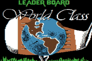 World Class Leader Board 0