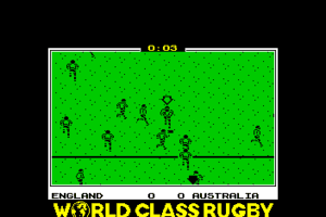 World Class Rugby 12