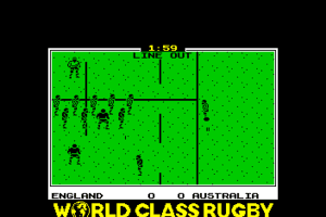 World Class Rugby 15