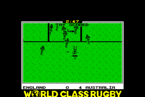 World Class Rugby 16
