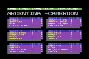 World Cup 90 abandonware