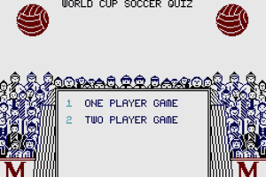 World Cup Soccer 4