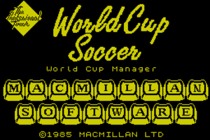 World Cup Soccer 7