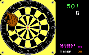 World Darts abandonware