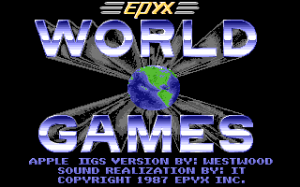 World Games 0