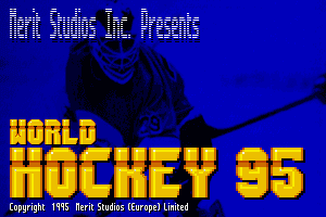 World Hockey 95 0