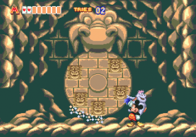 World of Illusion Starring Mickey Mouse and Donald Duck abandonware