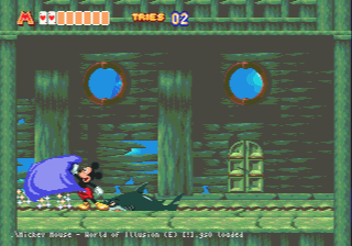 World of Illusion Starring Mickey Mouse and Donald Duck 20