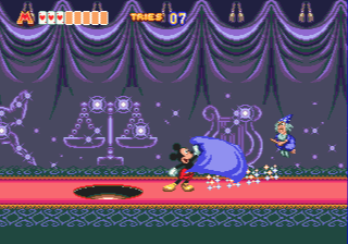 World of Illusion Starring Mickey Mouse and Donald Duck 29
