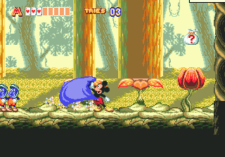 World of Illusion Starring Mickey Mouse and Donald Duck 6