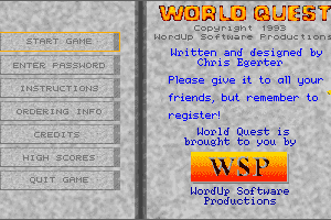 World Quest 1