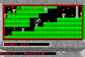 World Quest abandonware