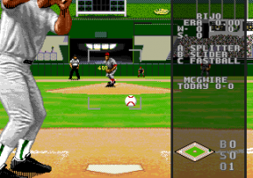 World Series Baseball '96 13