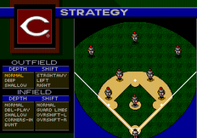 World Series Baseball '96 16