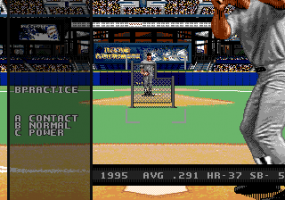 World Series Baseball '96 4