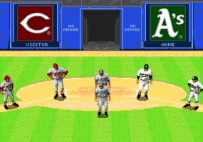 World Series Baseball '96 7