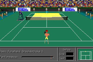 World Tour Tennis 0