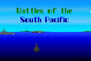 World War II: Battles of the South Pacific abandonware