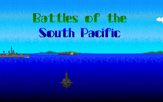 Download World War II: Battles of the South Pacific - My