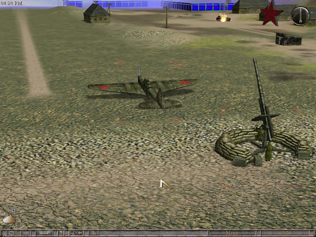World War 2 Panzer Claws 1 y 2 TopWare