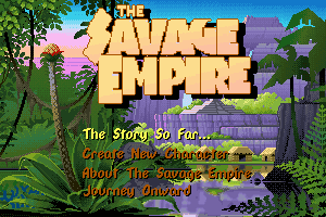 Worlds of Ultima: The Savage Empire abandonware