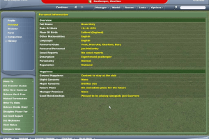 Worldwide Soccer Manager 2005 abandonware