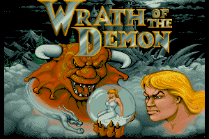 Wrath of The Demon 0